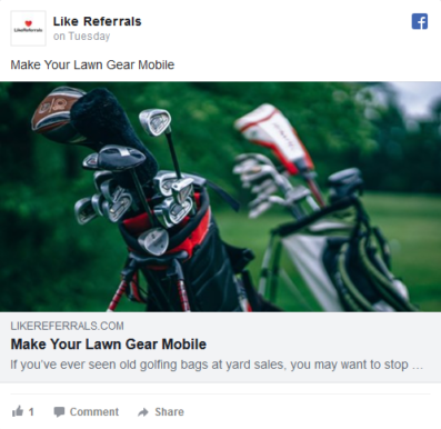 Social Media Marketing Services for Landscape Contractors
