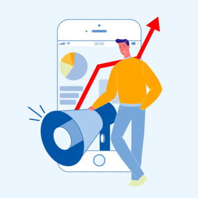 digital-marketing-person-mobile-color-illustration
