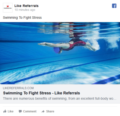 Social Media Marketing Services for Swimming Pool-Spa