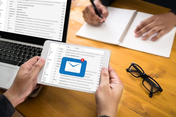 How to create a gripping email newsletter